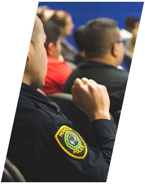 UAHT trains law enforcement to recognize and respond to human trafficking.