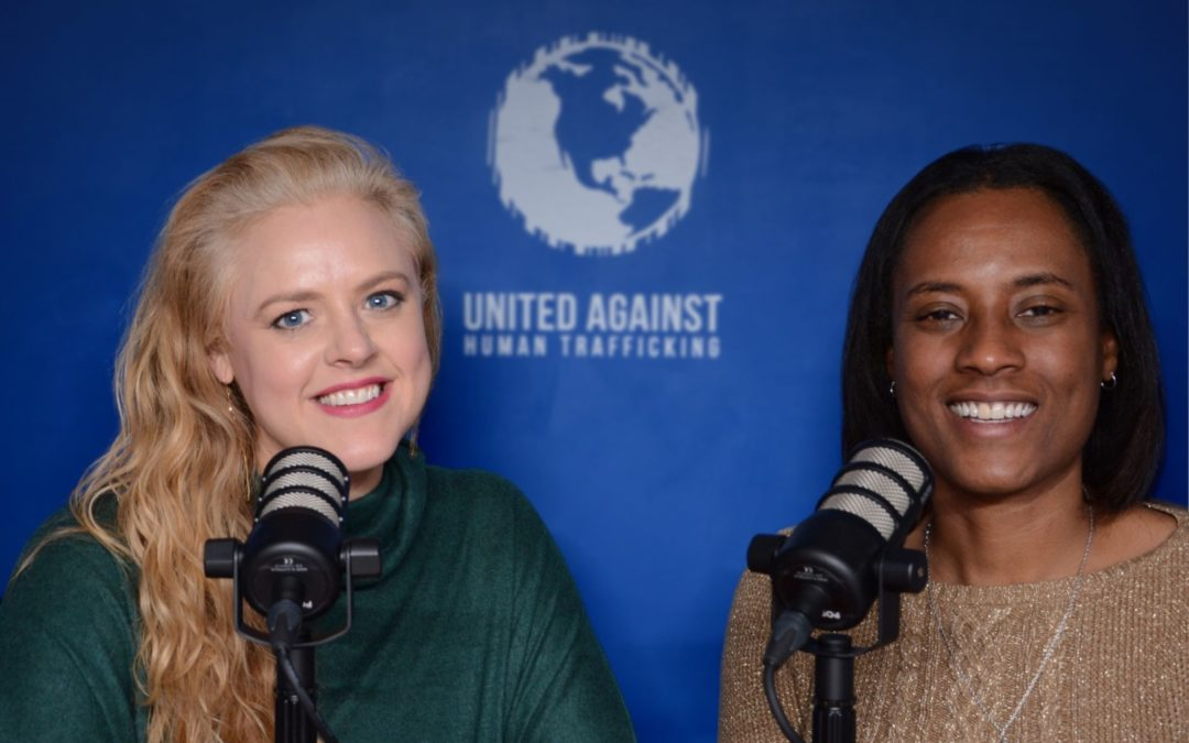 I Dare You Podcast Launch Episode with Timeka Walker, Chief Executive Officer of United Against Human Trafficking