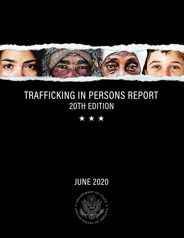2020 Trafficking In Persons TIP Report